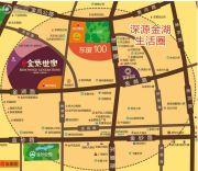 金紫名邦交通图