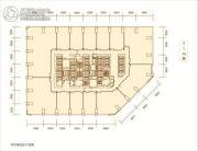 东方希望天祥广场2362平方米户型图