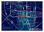 荣安万科・香樟国际交通图
