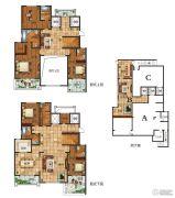 锦江城0室0厅0卫424平方米户型图