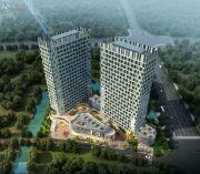 无锡缤悦湾电商公寓规划图