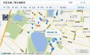 华溪龙城二期交通图