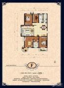 天水丽城4室2厅2卫223平方米户型图