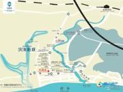 滨海新城交通图