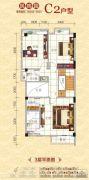 八桂凤凰城300--302平方米户型图