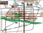 尚城国际交通图
