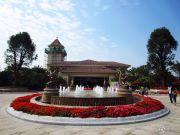 绿湖国际城外景图