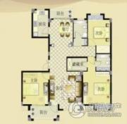 宏博锦园 高层0室0厅0卫127平方米户型图