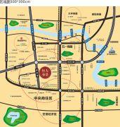 南宁恒大帝景交通图