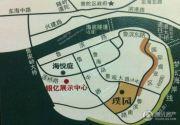 银亿璞园交通图