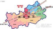 贵安第一城规划图