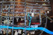 金融城绿地中心交通图