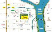 城建・锦绣城交通图