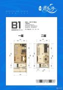 鑫燕水湾0室0厅0卫83平方米户型图