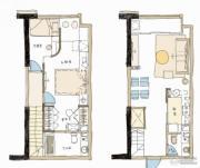 德盈国际广场0室0厅0卫0平方米户型图