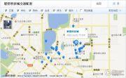 联想科技城交通图