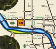 中原国际交通图