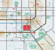 首开住总・熙悦安郡交通图