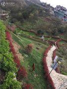 中铁国际生态城白晶谷配套图
