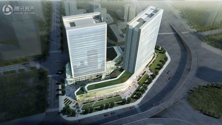 河南文化大厦配套图