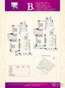 翔峰国际花园0平方米户型图