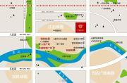 中梁香缇公馆交通图