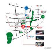钜城国际中心规划图