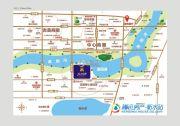 恒大财富中心交通图