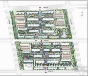 金融街・金色漫香郡规划图