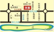 长阳福园住宅小区交通图