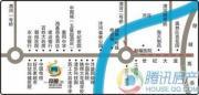 帝都温泉花园二期交通图