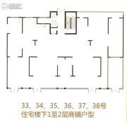 龙林・家天下1室1厅1卫0平方米户型图