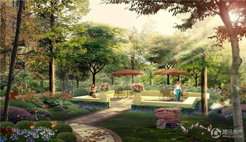 远洋风景位于崂山区同兴路712号,在售房源面积136-169