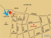 水梦庭苑交通图