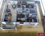 都市阳光3室2厅2卫153平方米户型图