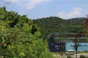 湖心别院外景图