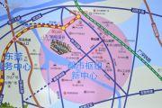 纳帕溪谷交通图