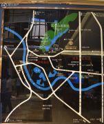 嘉旺国际公馆交通图