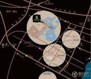 金地天玺交通图