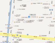 广厦黄金花园交通图