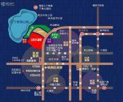 金辉优步湖畔交通图