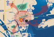 中铁・诺德国际交通图