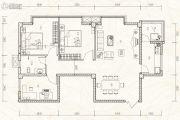 南山别院3室2厅1卫100平方米户型图