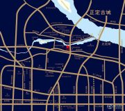 北城半岛名邸交通图