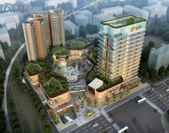 佰乐福·新农贸商业广场