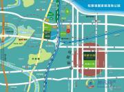 海德公园交通图