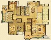 远见4室2厅2卫247平方米户型图