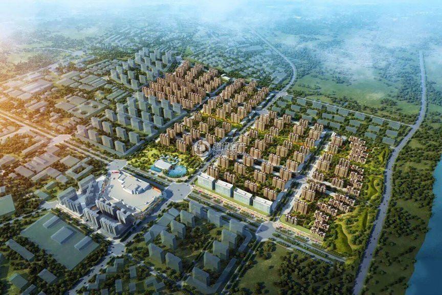 桂林万达城效果图