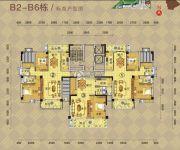 汇龙・万宝国际城0平方米户型图