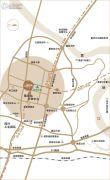 上城中央交通图